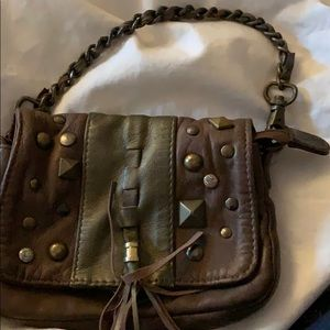 Leather bag from Paris
